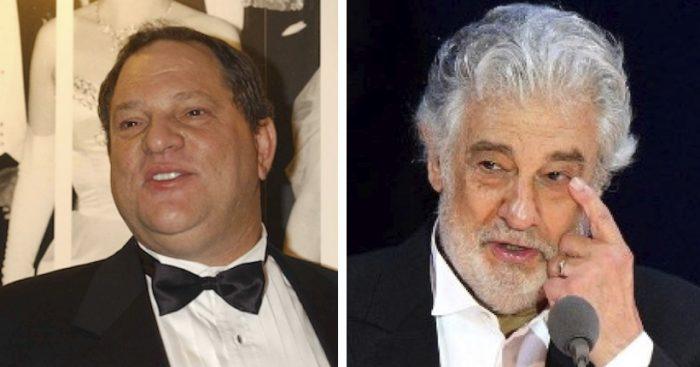 De Weinstein a Domingo, decenas de casos de abusos salpican al mundo cultural