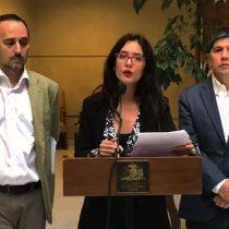 Diputada Camila Vallejo (PC) presenta proyecto para impedir despidos en emergencia nacional por coronavirus