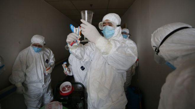 Coronavirus: China no registra un nuevo caso de contagio local del virus por primera vez desde el inicio del brote