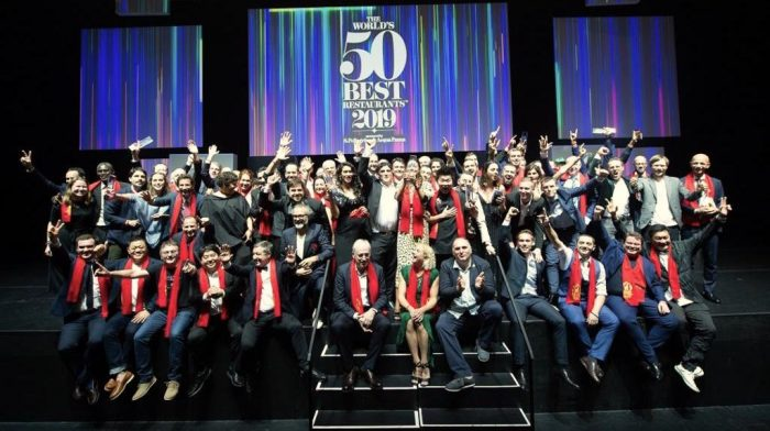 The World's 50 Best Restaurants se suspende hasta 2021