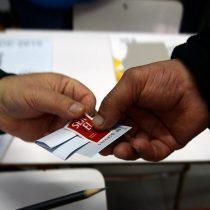 Plebiscito constitucional: ¿Una o dos papeletas?