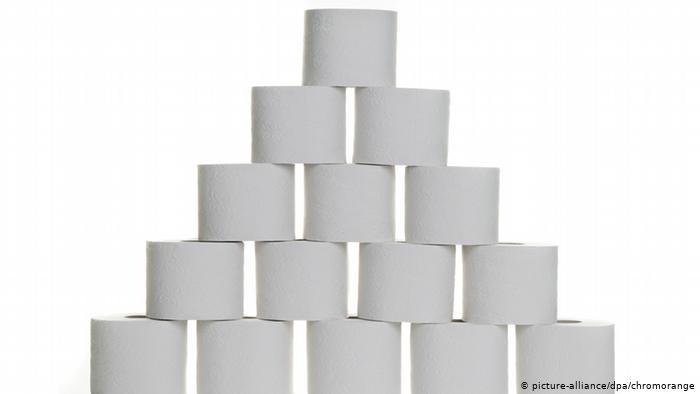 ¿Por qué la gente está obsesionada con la compra de papel higiénico?