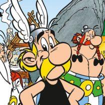 Uderzo, el trazo de Astérix y Obélix