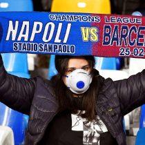 Champions: Barcelona-Nápoli se jugará a puerta cerrada debido al coronavirus