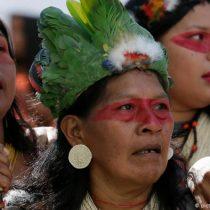 Ecuador: mujeres amazónicas se declaran en defensa de la selva