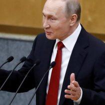 Al igual que en Chile: Putin aplaza el plebiscito constitucional ruso debido al coronavirus
