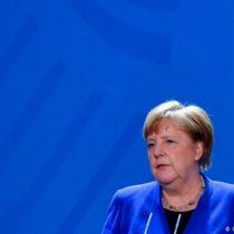 Angela Merkel anuncia cierre de fronteras de la Unión Europea por 30 días