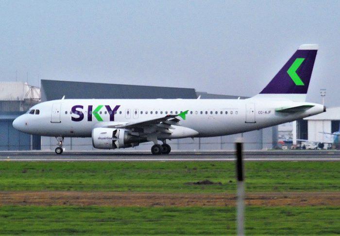 Bloqueo de asientos centrales: las medidas que tomará Sky en su retorno alos vuelos a principios de junio