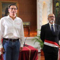 """Presidente de Perú destituye a ministra y la cambia por otro """"profesional experto en Salud Pública"""" en plena crisis del coronavirus"""