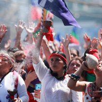 De norte a sur: las imágenes de las manifestaciones por el 8M que se extendieron por todo Chile