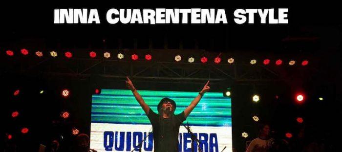 """Hoy: Quique Neira invita al """"Reggae Inna Cuarentena Style"""" desde su casa vía streaming"""