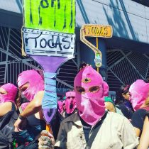 """""""Nunca más solas"""": las expresiones artísticas feministas como espacio de resistencia"""