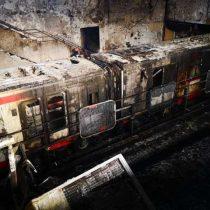 Piñera retrocede y ahora asegura que el Gobierno supo de incendios en el Metro después de lo sucedido en la estación Elisa Correa