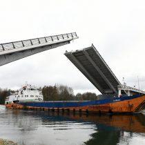 Por falta de recursos, reparación definitiva del Puente Cau Cau se retrasa
