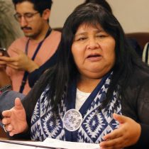 Presidenta de la Comisión de DD.HH. pide aplicar medidas extra carcelarias para detenidos durante manifestaciones sociales