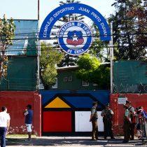 Complejo Deportivo Juan Pinto Durán es ofrecido para ayudar a enfrentar la crisis sanitaria por el COVID-19