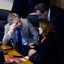 """Estrategia del miedo de Allamand dispara contra Blumel: """"Es el responsable político del orden público"""""""