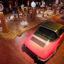 Autiq Garage: Pasión por los autos clásicos, el arte y el vino en pleno Mendoza