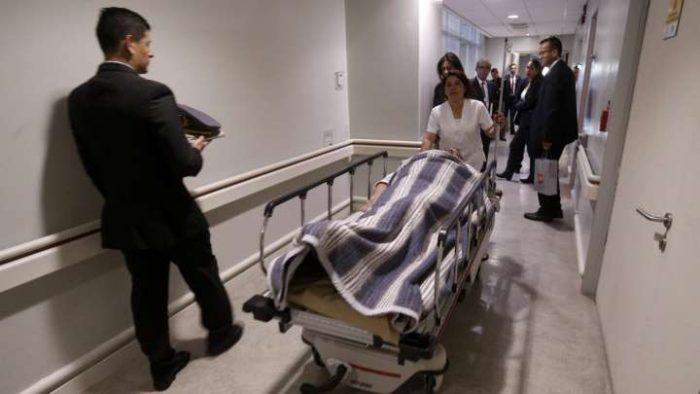 Transparencia de Carabineros queda en jaque tras entregar tres meses después la tarjeta de memoria del día en que Fabiola Campillai quedó ciega
