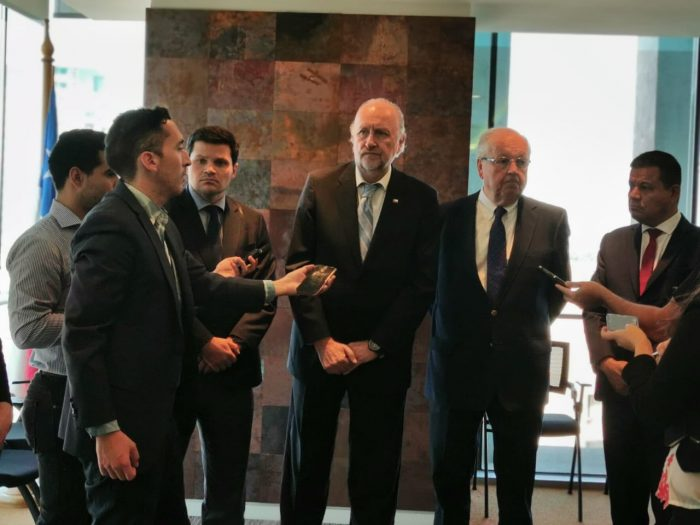 Efecto coronavirus: Ministro de Minería anunció la postergación de la Expomin 2020