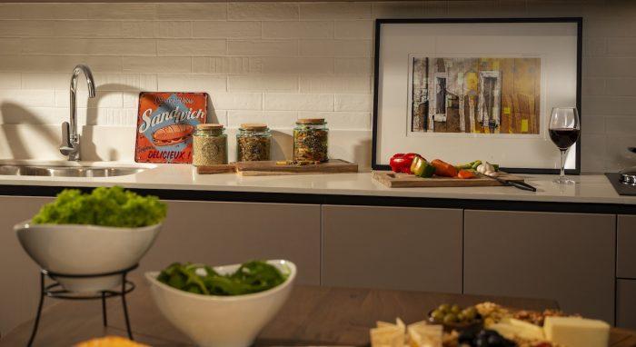 Las nuevas tendencias en el diseño de cocinas en departamentos