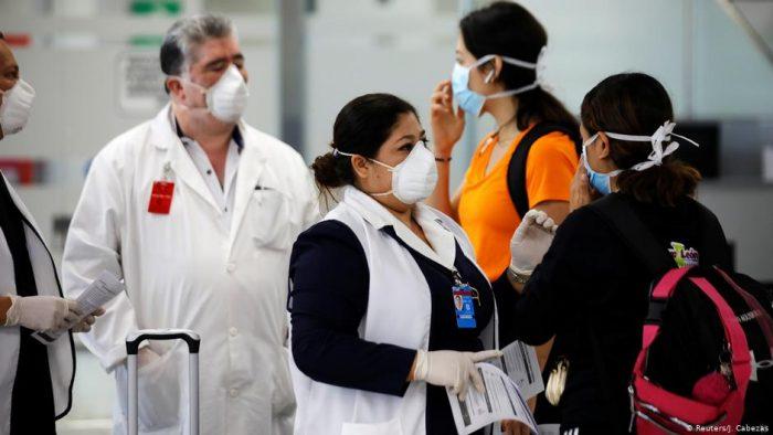 El Salvador se declara en cuarentena ante pandemia del COVID-19