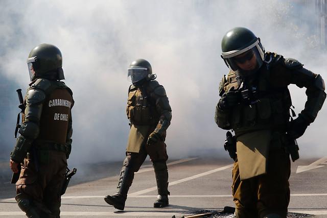 Chile necesita una nueva policía
