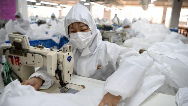 Coronavirus en China: