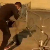 Indignación en San Felipe: Carabineros roció con gas pimienta a abogados de Derechos Humanos