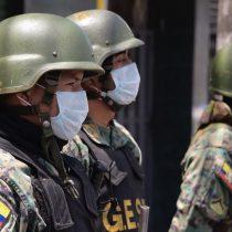Ecuador militariza la provincia de Guayas, la más afectada por el coronavirus