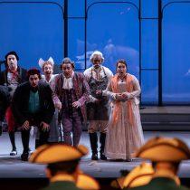 Municipal Delivery presenta: ópera
