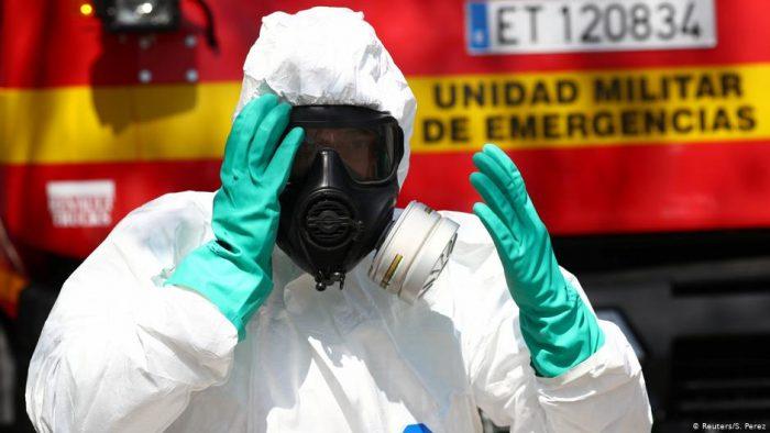 España supera los 4.000 muertos y 50.000 contagiados por coronavirus