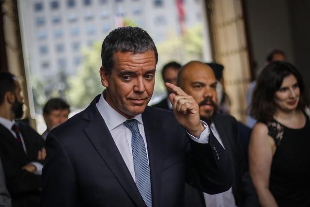 """Harboe por dichos de Mañalich: """"Que Piñera le diga a sus ministros que no insistan en la tesis del terror"""""""