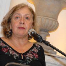 Mónica González en Cátedra Mujeres y Medios en Facultad de Comunicación y Letras UDP