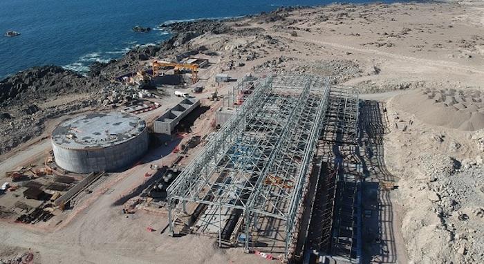 Primera planta desalinizadora estatal del país inaugurará operaciones en septiembre
