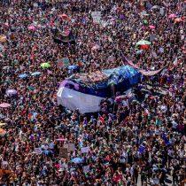 Observatorio de DDHH y Violencia Policial denunció ataques de Carabineros a sus observadores en la marcha del 8M
