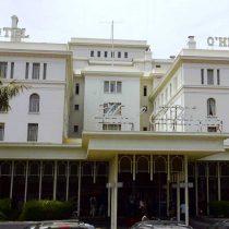 Hotel O'Higgins cierra sus puertas indefinidamente y despide a 50% de empleados