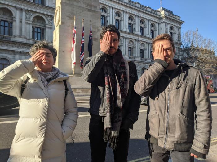Gobierno británico monitorea violaciones de DD.HH. por parte de agentes del Estado en Chile