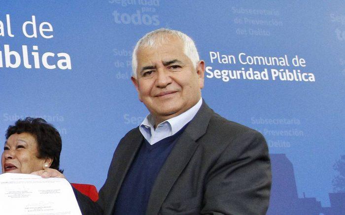 Formalizan a histórico ex alcalde de La Pintana por malversación de caudales públicos