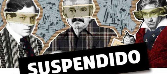 Universidad de Santiago suspende siete conciertos programados para marzo y abril