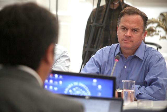 Matías Walker (DC) inclinó la balanza a favor del controvertido proyecto de infraestructura crítica