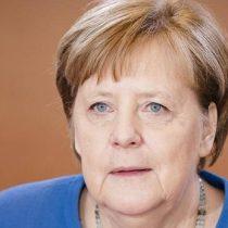 La alerta de Merkel: 70 por ciento de la población alemana puede contagiarse de coronavirus