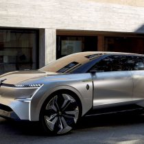 Renault Morphoz: visión futura de movilidad eléctrica