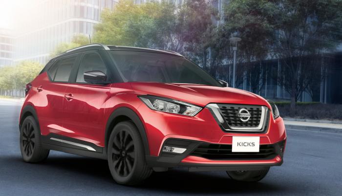 Nissan Kicks Rock Edition celebra la pasión por la música