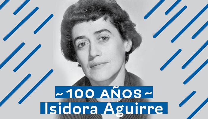 """Andrea Jeftanovic y la vida de la dramaturga Isidora Aguirre: """"Fue una artista siempre muy atenta a la injusticia"""""""