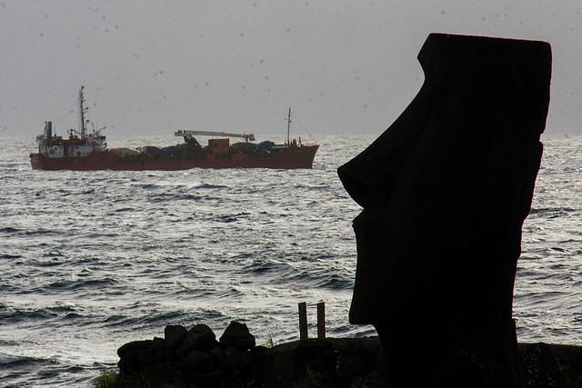 Rapa Nui confirma primer caso de coronavirus y determina 15 horas de toque de queda