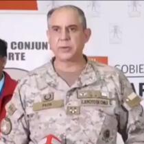 """""""No puedo más que criticar su tozudez e indolencia"""": Jefe de Defensa Nacional de Tarapacá dispara contra autoridades bolivianas por las más de 150 personas varadas en la zona"""