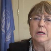 En el 8M, Bachelet critica los estereotipos en política y recuerda cuando los medios y sus adversarios la calificaban de