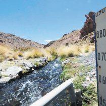 La sequía, el Silala y las aguas compartidas