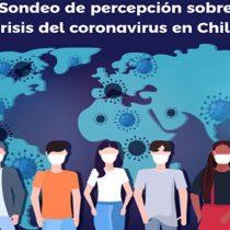 Sondeo analiza las medidas de autocuidado contra el coronavirus que ha tomado la gente